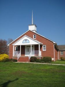 First Baptist Church of North East