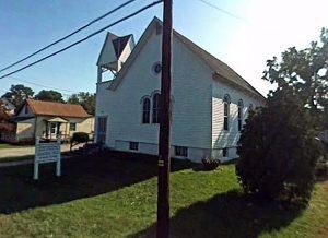 Greater Faith Tabernacle Church of Christ