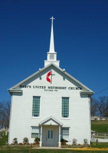 Hart's United Methodist Church