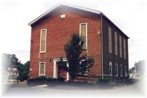 St John's United Methodist Church Charlestown