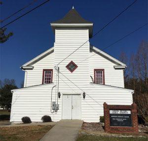 Union Bethel AME Church 159 Church St Cecilton, MD