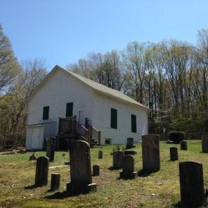 Wesley Chapel at Elk Neck
