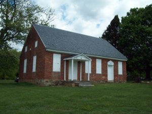 Little Brick Friends Meetinghouse - West Nottingham Friends