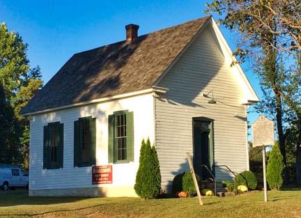 Big Elk Chapel - Cecil County MD Churches