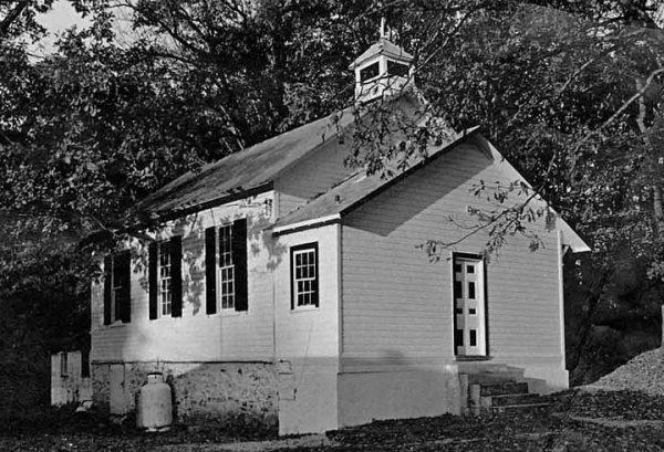 Cokesbury First Baptist Church 1976
