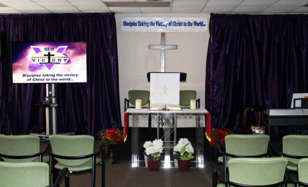 New Victory Christian Church