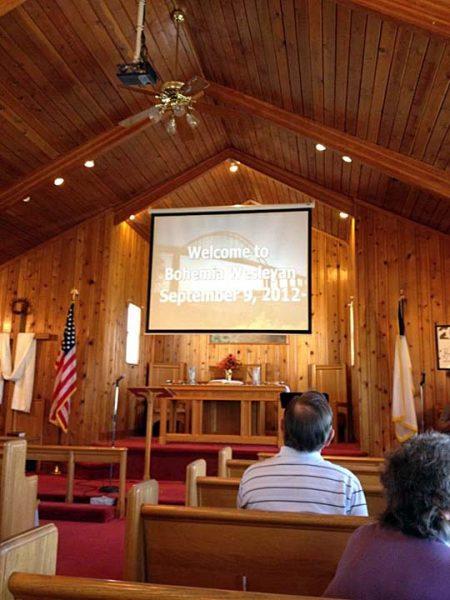 Bohemia Wesleyan Church