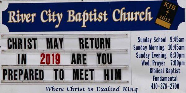 River City Baptist Church