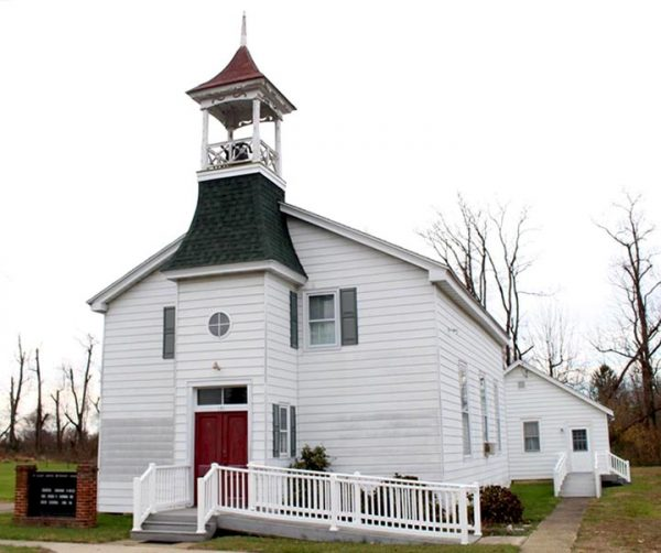 Mt Olivet United Methodist Church